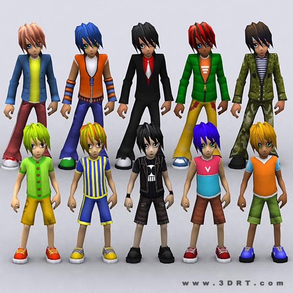 Boys Love  KAZÉ  Anime amp Manga  Home