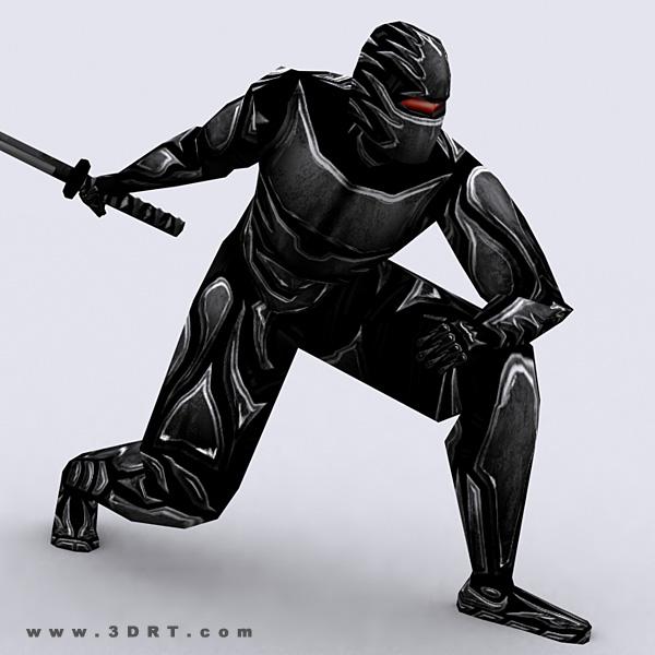 ninjas pack. Black Bedroom Furniture Sets. Home Design Ideas