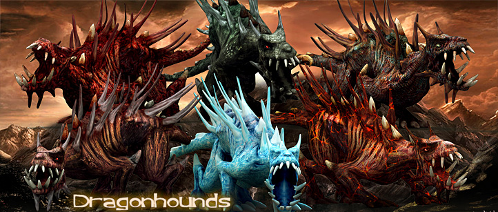 dragon-hounds-monster-beast-fantasy-horr